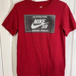 NIKE SB Boys Red & Black TShirt 2-Pack